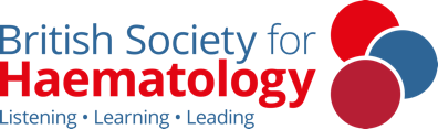 British Society for Haematology. Listening. Learning. Leading