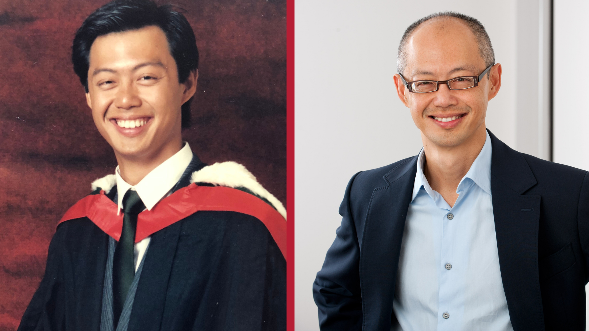 Then and now - BSH President Cheng-Hock Toh